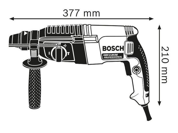 Máy khoan GBH2-26DE