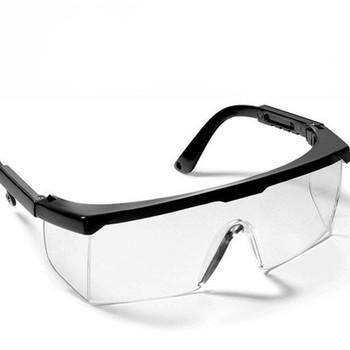 Sử dụng kính bảo hộ khi khoan