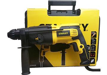 máy khoan búa Stanley STEL506K
