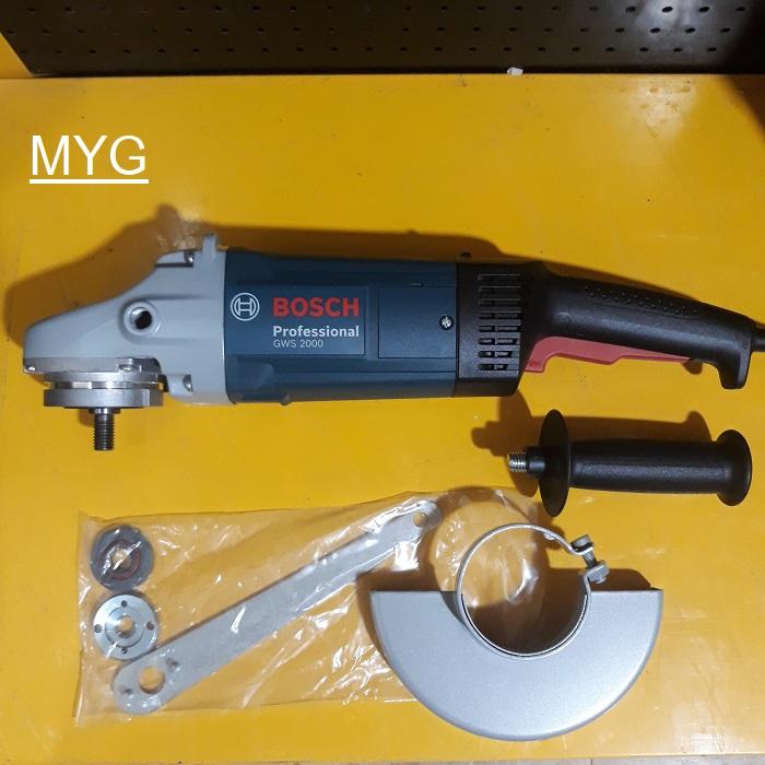 Máy cắt Bosch GWS 2000
