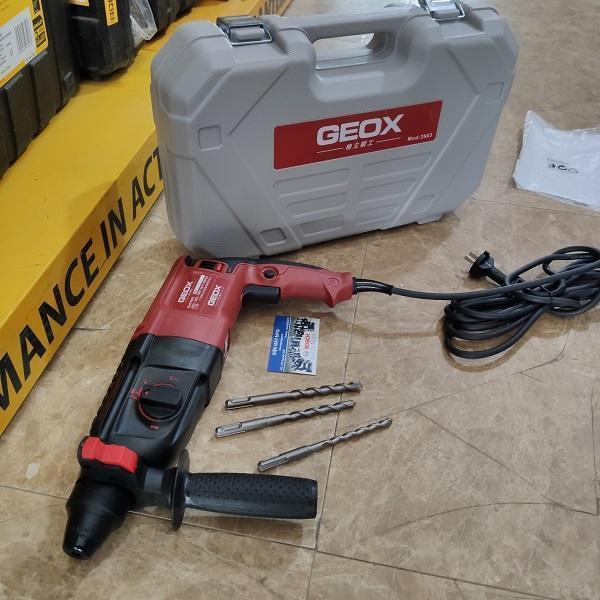 Máy khoan bê tông Geox GL 2603