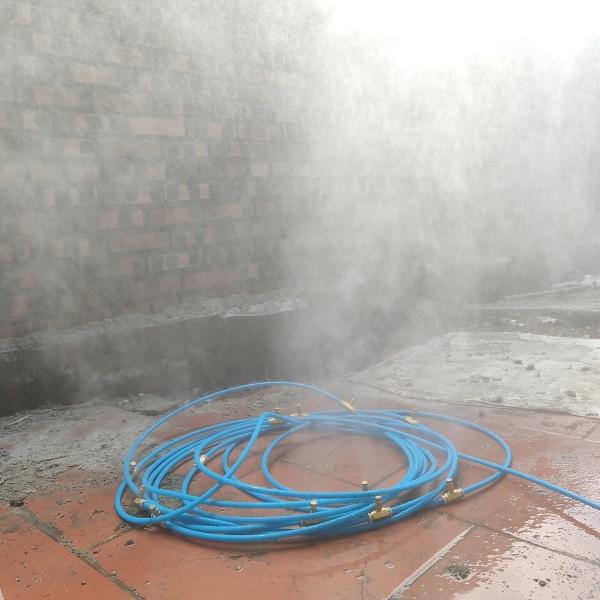 Máy bơm phun sương