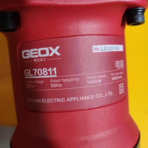 Máy đục bê tông Geox GL 70811