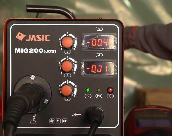 máy hàn mig Jasic MIG 200