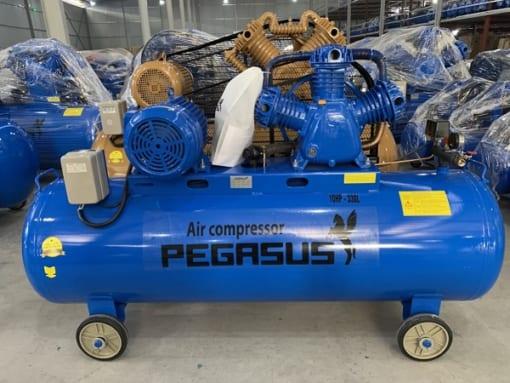 Máy nén khí 10hp Pegasus TM-W-0.9/8-330L