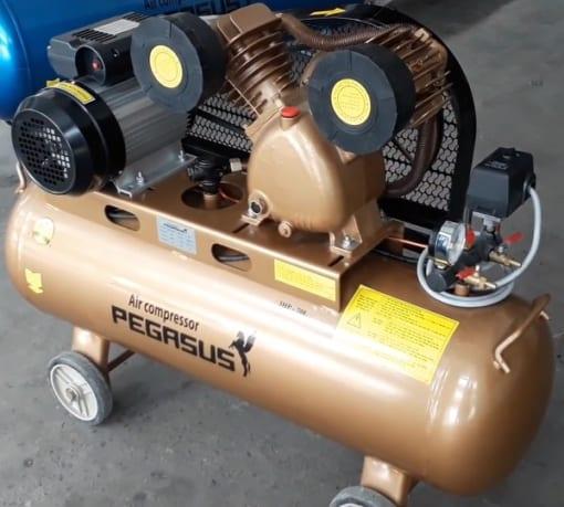 Máy nén khí Pegasus 70L 3Hp TM-V-0.25/8-70L