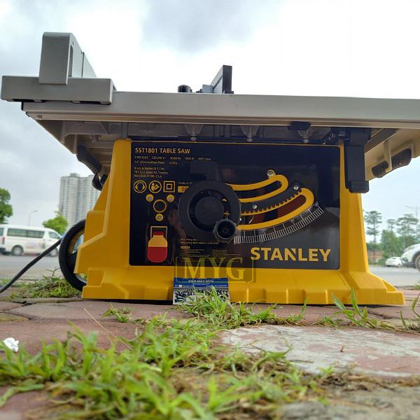Máy cưa bàn Stanley SST1801