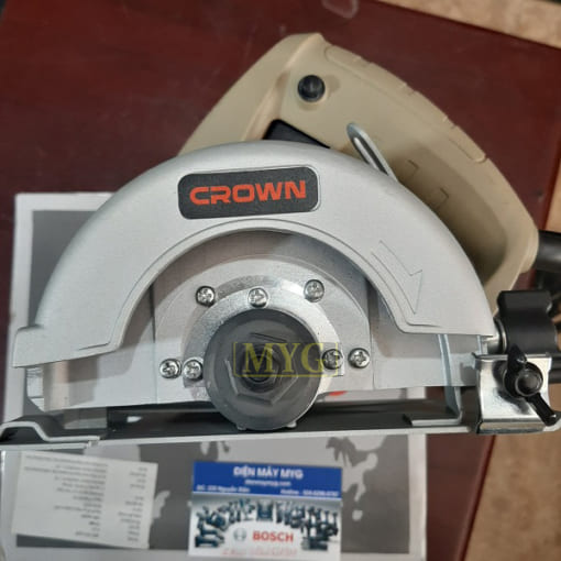 Máy cắt gạch Crown CT 15081