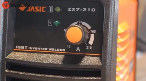 Máy hàn que Jasic ZX7-210