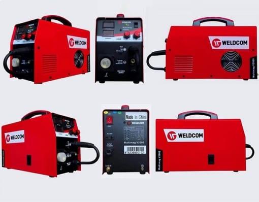 Máy hàn mig không dùng khí Weldcom Multimag V2000