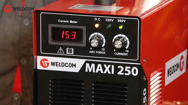 Máy hàn Weldcom Maxi 250