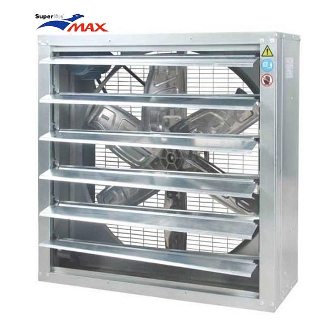Quạt vuông công nghiệp Superlite Max