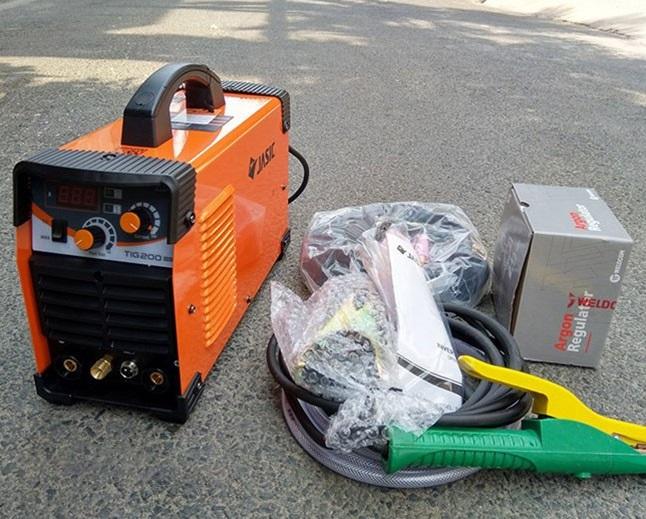 máy hàn Jasic Tig 200A W223